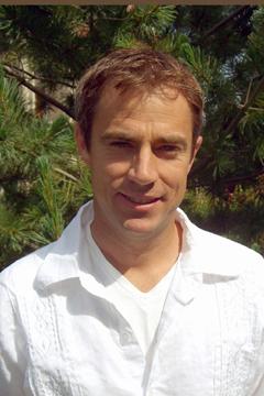 Professor Zach Peery