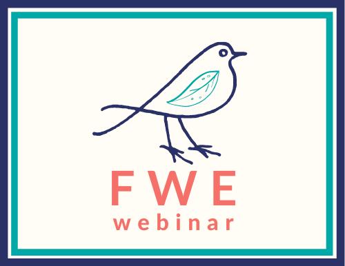 FWE Webinar Logo